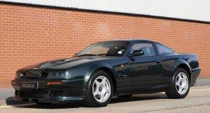 Aston Martin V8 Vantage V600 Le Mans 2000 (RHD)