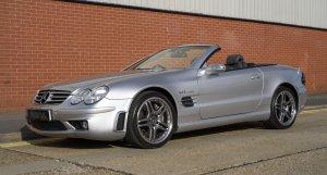 2005 Mercedes-Benz SL65 AMG V12 Bi Turbo F1 Pace Car