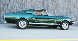SHELBY GT500 67 SIOUX AUTOMOBILES SA