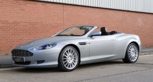 2007 Aston Martin DB9 Volante (RHD)