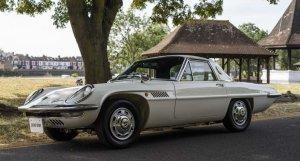 1967 Mazda Cosmo Sport Series I Coupé (RHD)