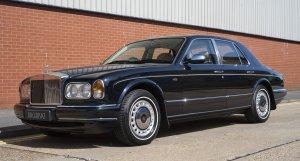 1999 Rolls-Royce Silver Seraph For Sale In London (RHD)