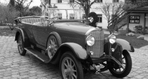 1924 Mercedes 10/40/65 Supercharged