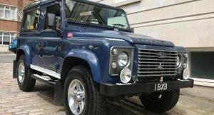 Land Rover Defender Front Off Side