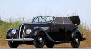 1939 BMW 335 - Limousine mit Falt-Schiebedach | Classic Driver Market