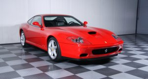 Dream Garage Ferrari 575M Manual Gearbox