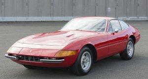 Ferrari 365 GTB/4 Daytona Coupé