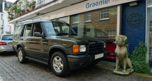 1998 Land Rover Discovery 2 ES V8 - Prototype Press Launch Vehicle