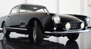 Ferrari 250, Ferrari 250 low roof, Boano, Alloy, Ferrari Alloy, Alloy body, Classic Ferrari,