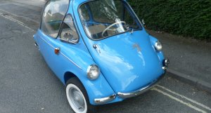Heinkel Bubble Car for sale at Specialist Cars of Malton
