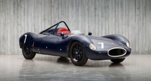 The Sebring 12 Hours Class Winning, Works Entry 1956 Cooper T39 Bobtail For Sale at William I'Anson Ltd