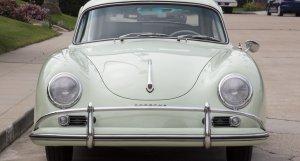 1959 Porsche 356A Sunroof Coupe