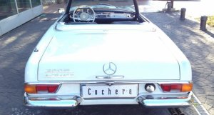Mercedes Benz 280 SL Pagode 1969