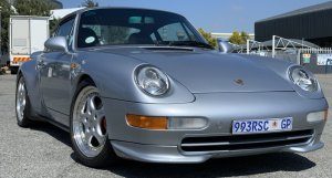 Porsche 993 Carrera RS for sale