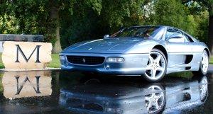 1997 Ferrari 355 Berlinetta Manual