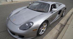 2005 Porsche Carrera GT Grand Prix Classics