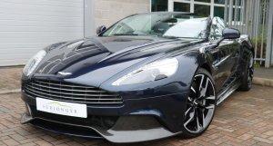 Aston Martin Vanquish Volante Simon Furlonger