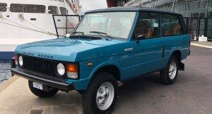 Range Rover Classic 1978
