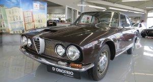 Alfa 2600 Sprint