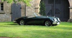 Jaguar XK 150 OTS
