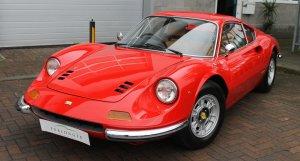 Ferrari Dino 246 GT Simon Furlonger