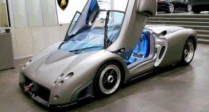 Lamborghini Pregunta V12 Speedster Autodrome Paris