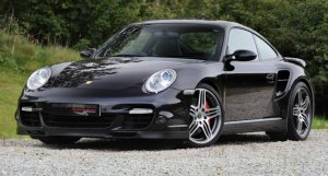 2007 model year Porsche 997 Turbo manual coupe RHD for sale