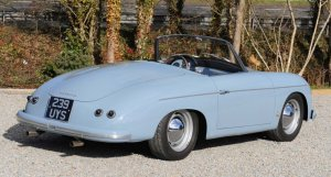 1956 Porsche 356 Sportolet Outlaw by Lewis Hauser for sale