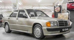 1990 Mercedes-Benz 190E 2.5-16 RÜF