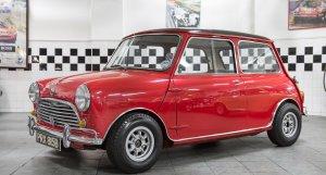 1964 Morris MINI Cooper S 970cc