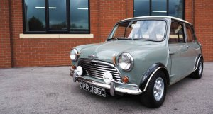 1964 Morris Mini Cooper 'S' MK1 for sale