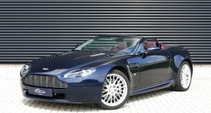 2008 Aston Martin Vantage Roadster - Dick Lathouwers Automotive