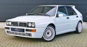 Lancia Delta HF Integrale EVO - Dick Lathouwers Automotive