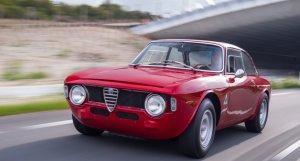 Alfa Romeo Guilia GTA 1600cc