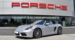 Approved RS Motors Porsche Centre West Vlaanderen Belgium Belgique Belgie