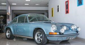 1972 Porsche 911T 2.4 «RS Look»