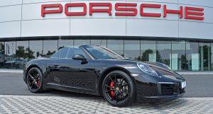 Porsche 911 Carrera S Cabriolet | Jet Black | RS Motors | Porsche Centre West-Vlaanderen | Belgium