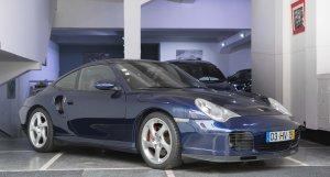 2000 Porsche 911 996 Turbo
