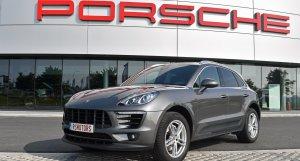 Porsche Macan S Diesel   Agate Grey   Porsche Approved   RS Motors   Porsche Centre West-Vlaanderen