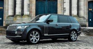 Range Rover SV LWB