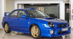 2002 Subaru Impreza «Bug Eye» WRX Prodrive