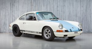 1969 Porsche 911 T to ST Specification For Sale at William I'Anson Ltd
