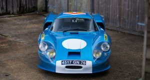 The Ex – Works, Two Time Le Mans Veteran 1968 Alpine A220 For Sale at William I'Anson Ltd