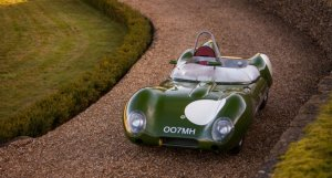 The Ex – Works, Graham Hill, David Piper 1958 Lotus 15 For Sale at William I'Anson Ltd