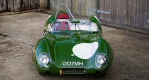 The Ex – Works, Cliff Allison, David Piper 1958 Lotus 15 For Sale at William I'Anson Ltd