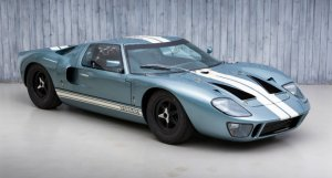 Gelscoe GT40 FIA For Sale at William I'Anson Ltd