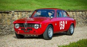 1965 Alfa Romeo GTA 1600 to FIA Appendix K Specification for sale at William I'Anson Ltd