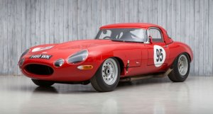 1962 Jaguar E-Type Series 1 to FIA Semi Lightweight Specification For Sale at William I'Anson Ltd
