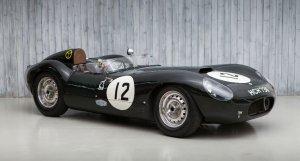 The Ex - Jim Clark, Border Reivers, Le Mans 24 Hours 1955 Lister Jaguar Flat Iron For Sale at William I'Anson Ltd