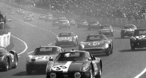 Porsche 904 at Le Mans